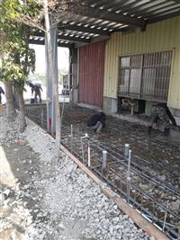 台南房屋基礎結構工程