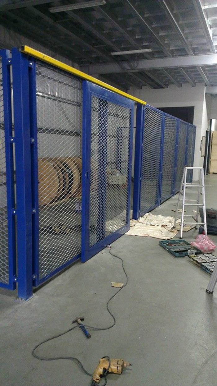 擴張網組裝型倉庫