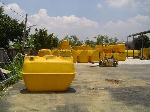 FRP污水處理