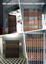 油壓式鍍鋅板剪刀手拉門型客貨電梯(外觀鍍鋅鋼鈑)