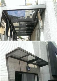 玻璃採光罩工程