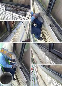 外牆防水修復、外牆防水工程、外牆止漏施作