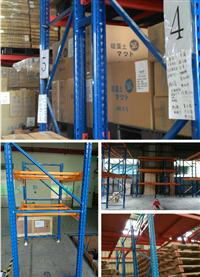 重量型角鋼物料架、重量型物料架