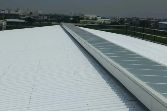 屋頂通風散熱工程
