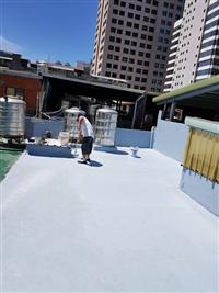 屋頂防水粉刷