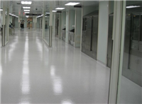 P.V.C.無縫地毯 - 臺大醫院手術室及心血管中心