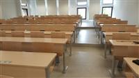 階梯教室及P.V.C.塑膠地磚-台大灣大學霖澤館