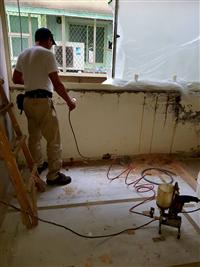 窗框漏水工程