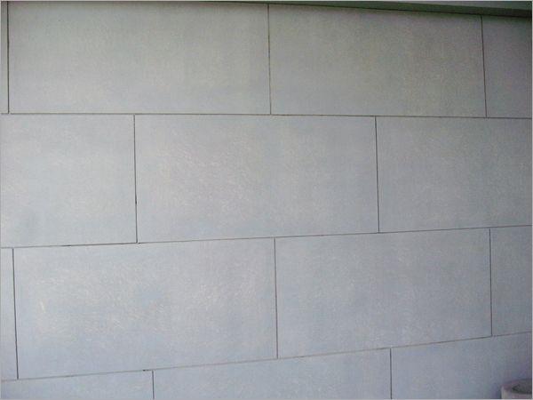 水泥板造型輕隔間牆