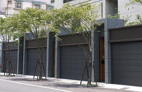 玻璃平板型福麗門