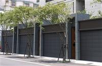 26- 玻璃平板型福麗門
