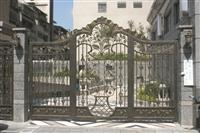 鋁鎂合金鍛造大門