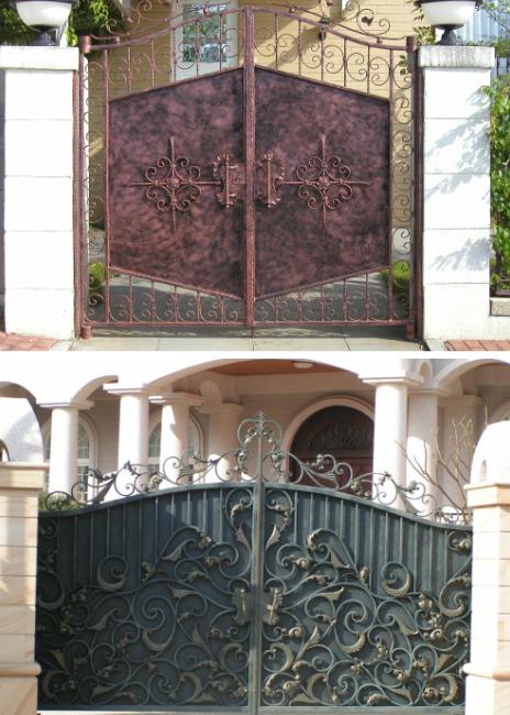 鋁鎂合金鍛造社區側門
