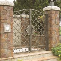 鋁鎂合金鍛造庭園側門