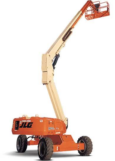 JLG直臂式高空車