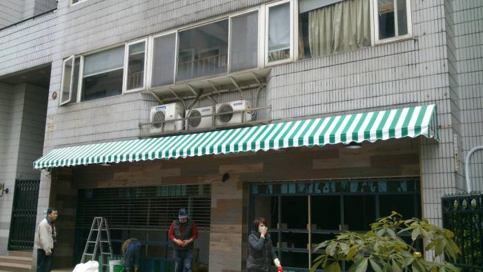 22梯形棚、戶外遮陽雨棚