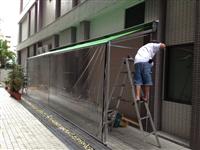 20活動式雨棚、造型雨棚