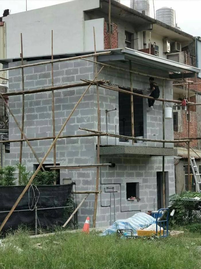 鋼構工程/防火磚工程