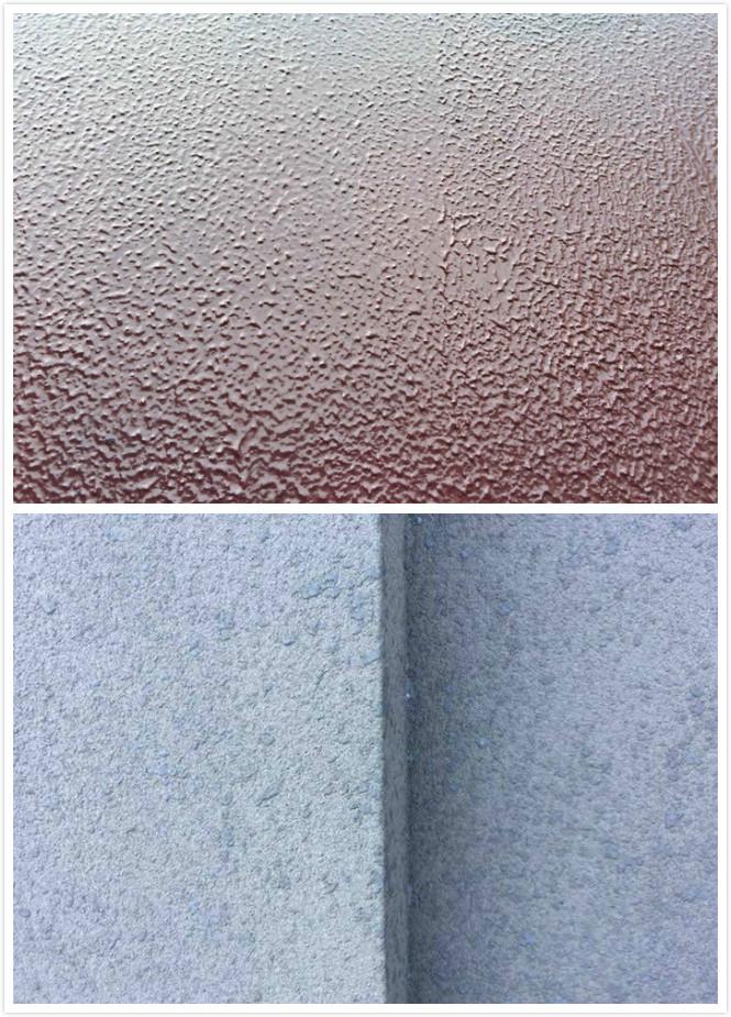 防水隔熱/2D,3D彩砂