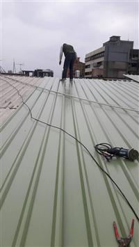 新北市屋頂彩色鋼板