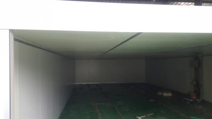 新社菇廠乾燥室