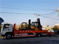 台南重機拖運、台南拖運車、台南重機運輸-顏先生0926-993-218