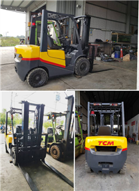 TCM T6 2.5噸三節貨櫃自排車-顏先生0926-993-218