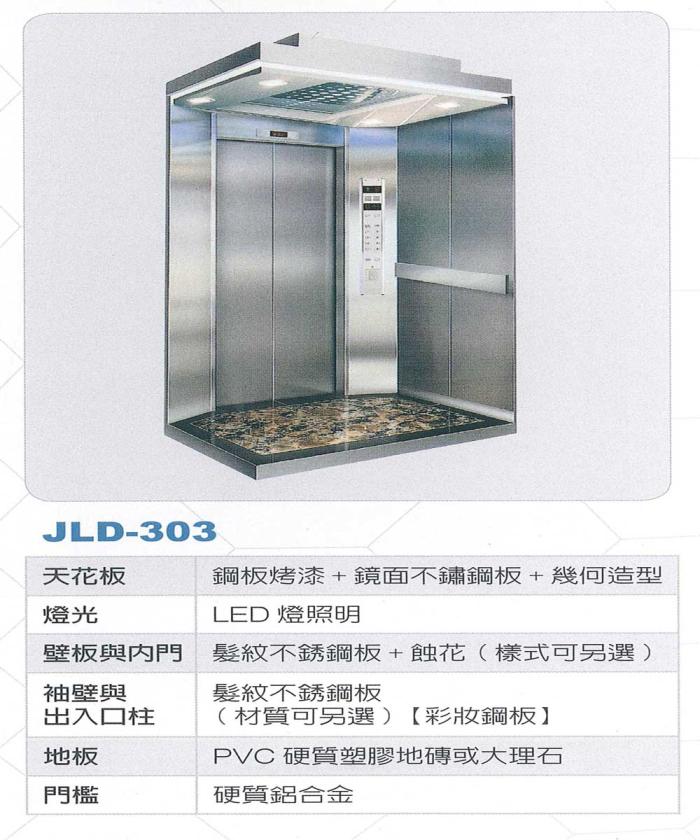 車廂JLD-303