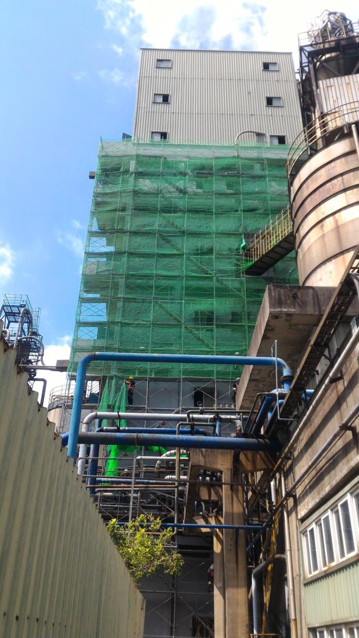 外牆防熱防水處理工程