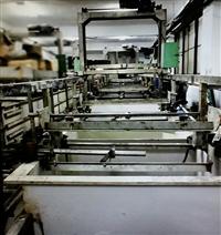 全自動龍門式純白鐵電鍍儀器設備 轉讓