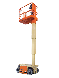 JLG高度4m~6m單柱式高空車 1230ES