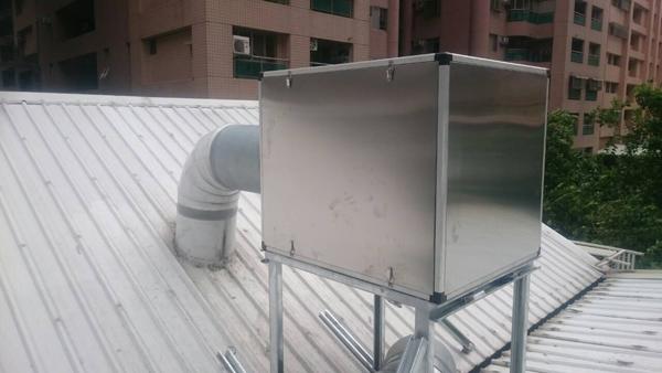 屋頂抽風設備