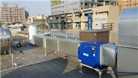 客製化抽油煙設備、活性碳除味設備