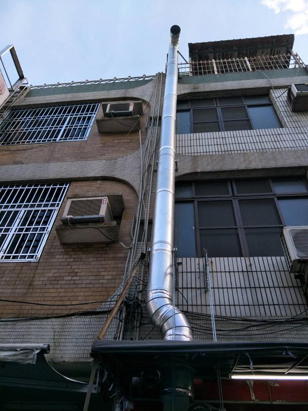 消防排煙風管、空調風管工程