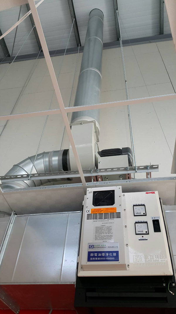 客製化抽油煙設備、消防排煙風管、空調風管工程