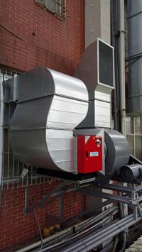 冷氣風管、廚房抽風設備、活性碳除味設備
