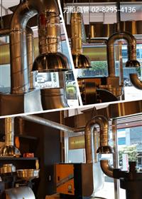 抽風設備、風管工程