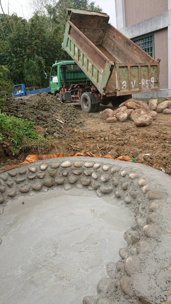 基礎開挖整地工程