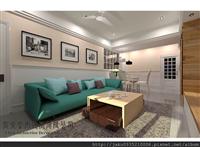 客廳室內設計