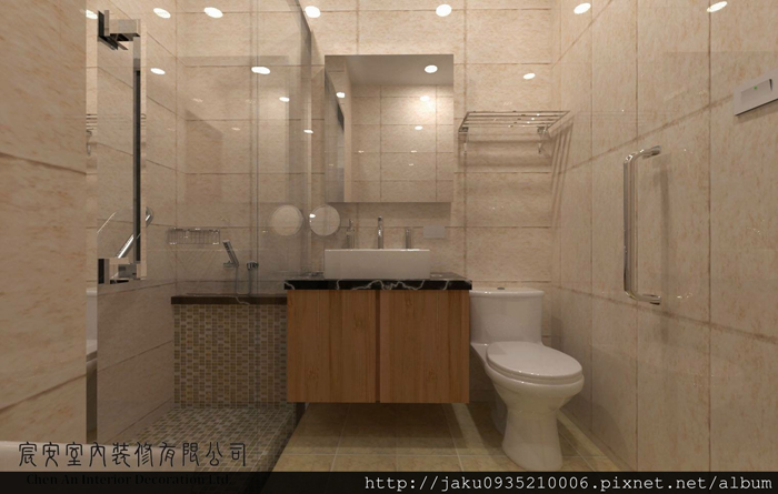 浴室室內裝修