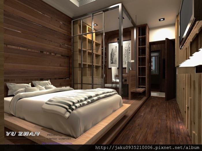 新北市臥房室內設計