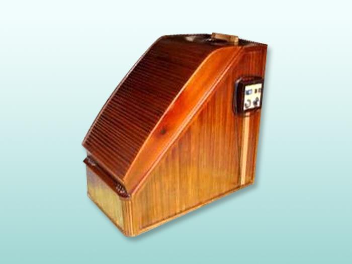 阿拉斯加柚木外露式烤箱