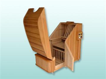 南洋檜外露式烤箱