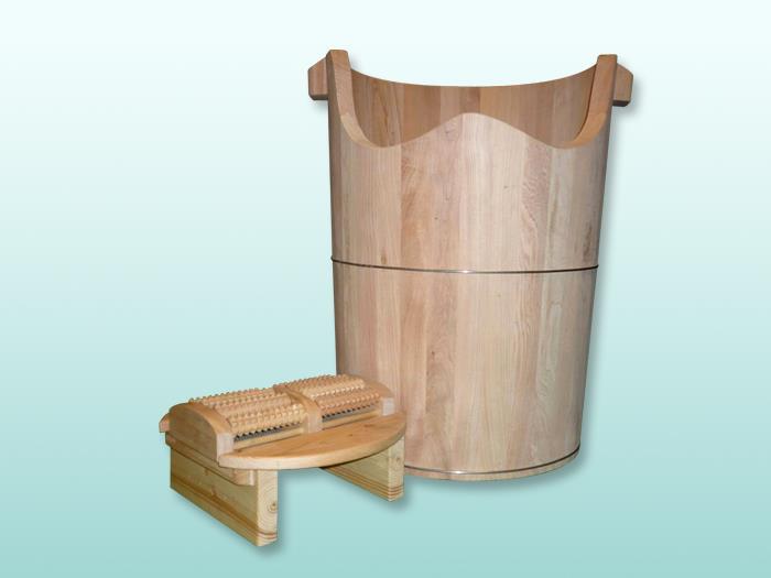 台灣檜木薰蒸桶