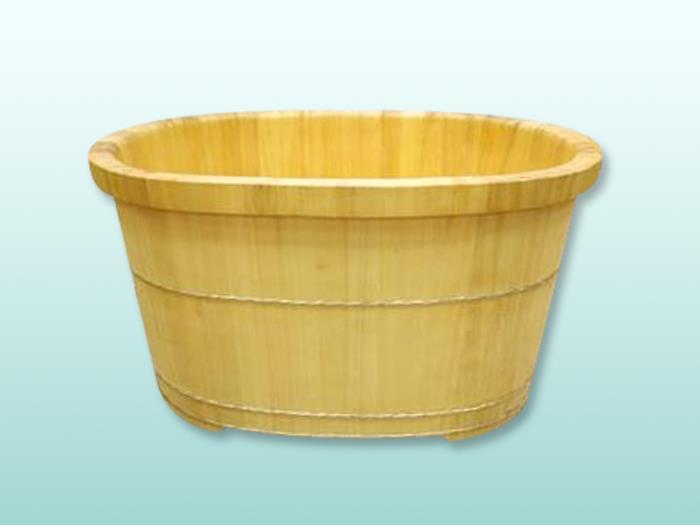 越南檜木泡澡桶