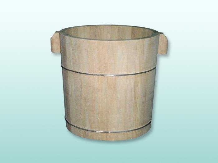 台灣檜木泡腳桶
