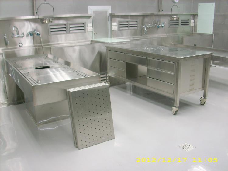 解剖室實驗室不銹鋼製品