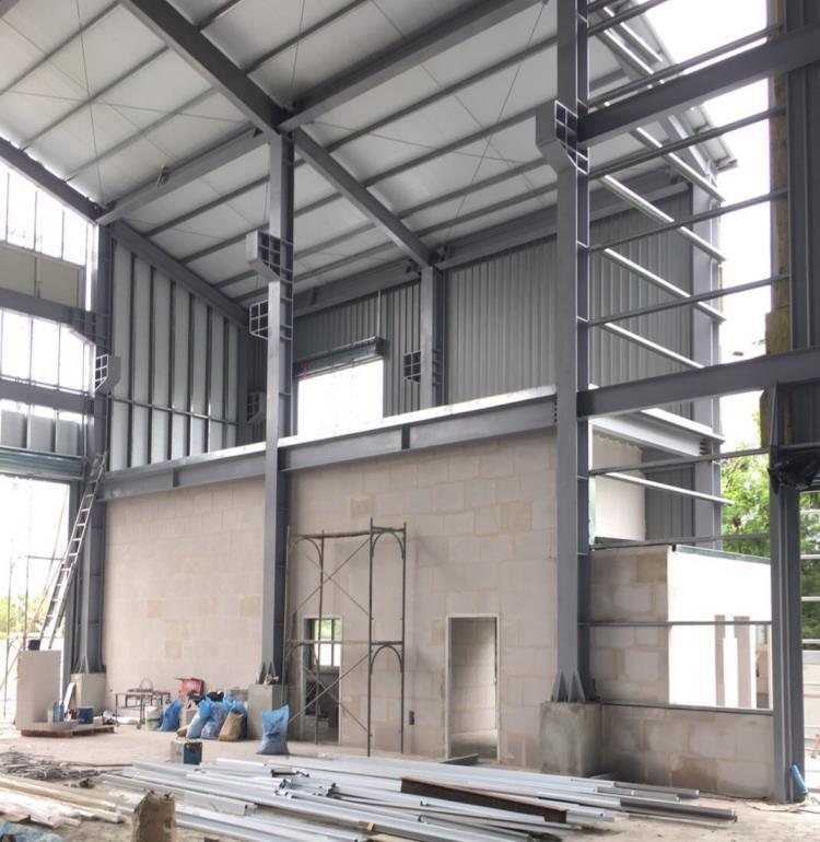 高雄-大樹鋼構廠房