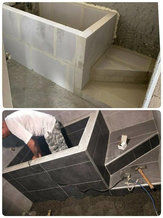 ALC輕質磚-日式浴缸
