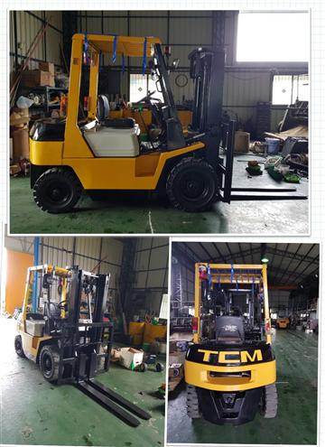 TCM  阿法2.5噸標準式手排柴油車